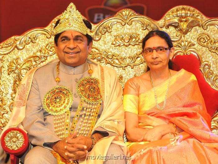 Lakshmi And Brahmanandam Marriage Photos