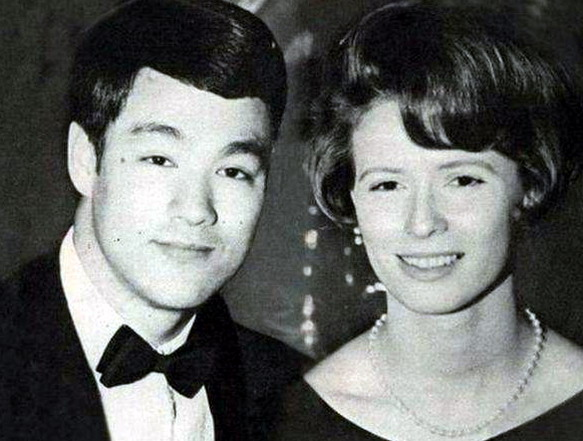 Linda Emery And Bruce Lee Marriage Photos