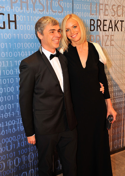 Lucinda Southworth And Larry Page (google Ex-ceo) Marraige Photos
