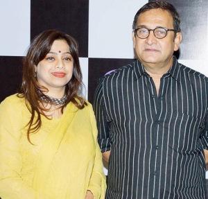 Mahesh Manjrekar And Medha Manjrekar Wedding Photos
