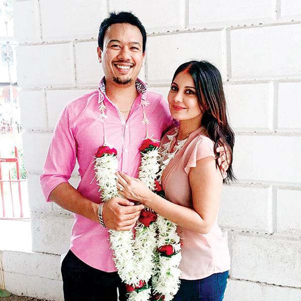 Ryan Tham And Minissha Lamba Wedding Photos