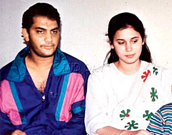 Naureen And Mohammad Azharuddin 1st Marriage Photos