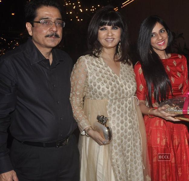 Neeta Lulla And Shyam Lulla Wedding Photos