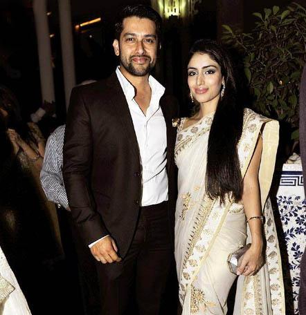 Nin Dusanj And Aftab Shivdasani Marriage Photos