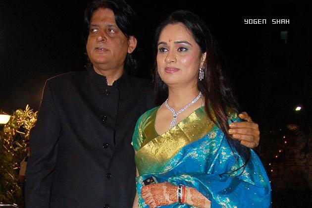 Padmini Kohlapure And Pradeep Sharma Marraige Photos