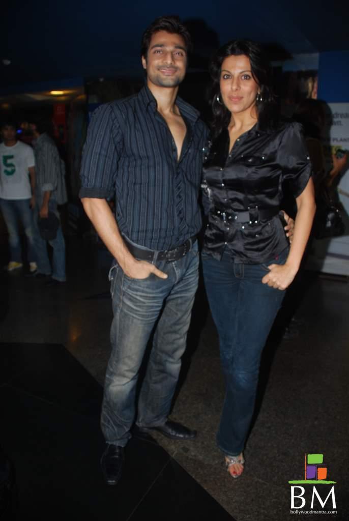 Pooja Bedi And Farhan Furniturewalla Marraige Photos