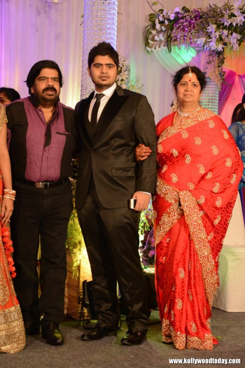 Rajendar Daughter Ilakkiya And Abhilash Wedding Photos