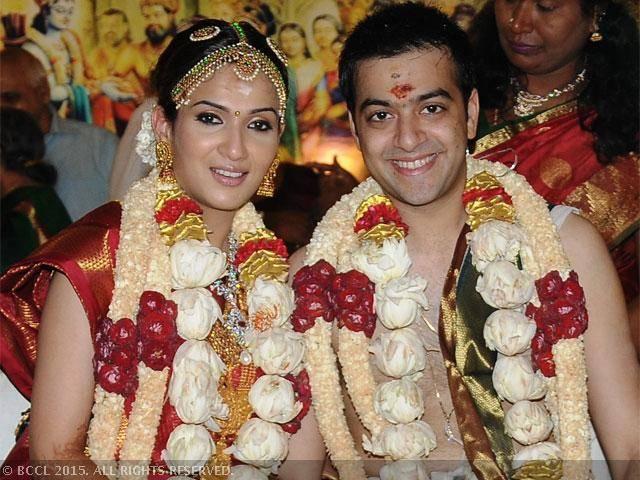 Ashwin Ramkumar And Rajinikanth Daughter Soundarya Marriage Photos