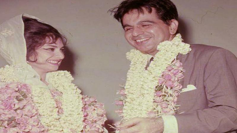 Saira Banu And Dilip Kumar Marraige Photos