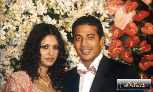 Mahesh Bhupathi And Shvetha Jaishankar 1st Wedding Photos