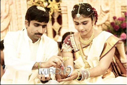 Sri Satya And Gopichand Malineni  Marriage Photos