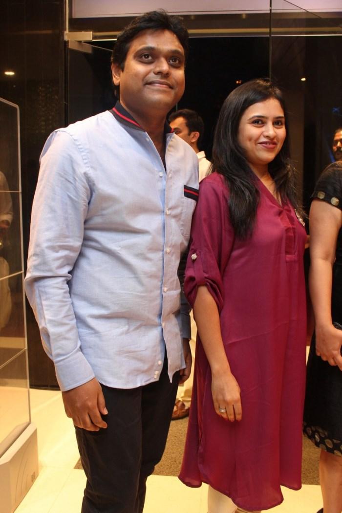 Harris Jayaraj And Suma Wedding Photos