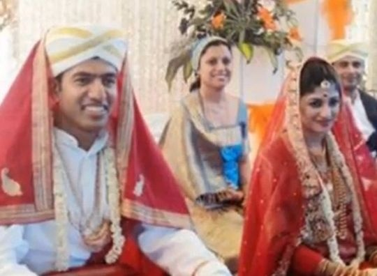 Rohan Bopanna And Supriya Wedding Photos