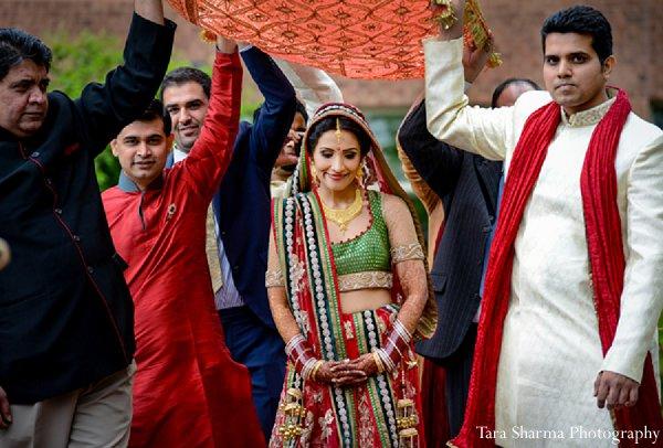 Roopak Saluja Shah And Tara Sharma  Wedding Photos