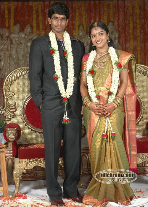 Teja Sri And Satya Prabhas Marriage Photos