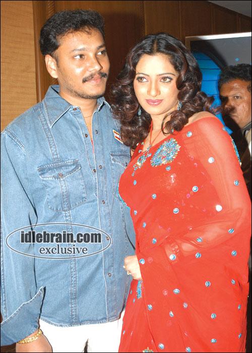 Vijay Kumar And Udaya Bhanu Wedding Photos