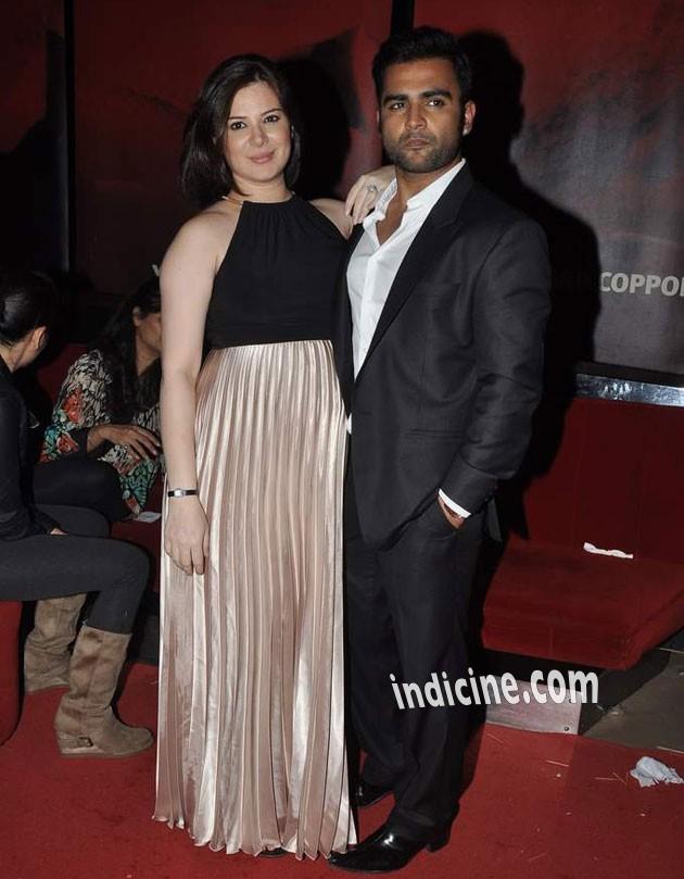 Sachiin J Joshi And Urvashi Sharma Marriage Photos