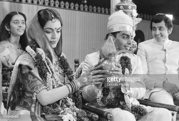 Mukesh Ambani And Nita  Marriage Photos