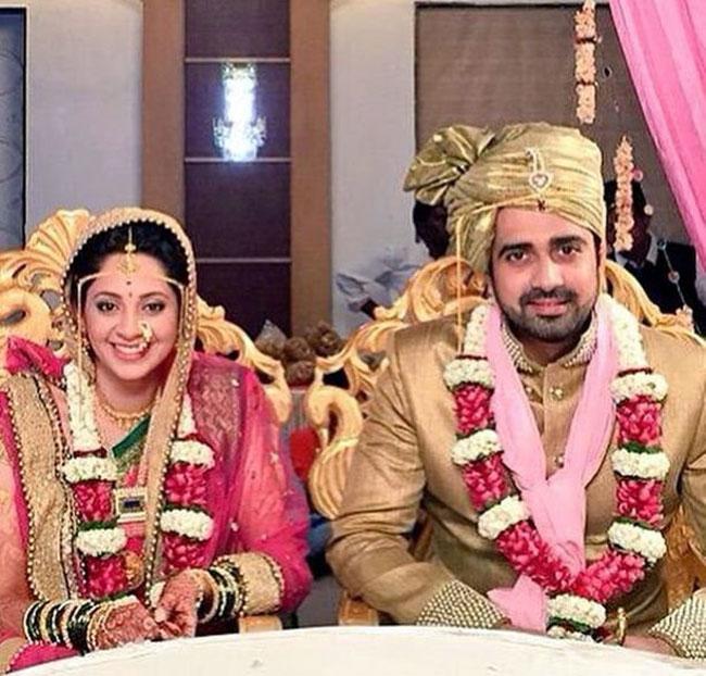 Avinash Sachdev And Shalmalee Desai Wedding Pics