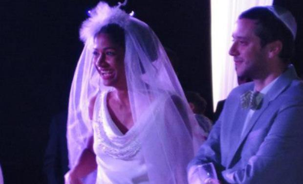 Carol Gracias And Samuel Ziza Marriage Pics