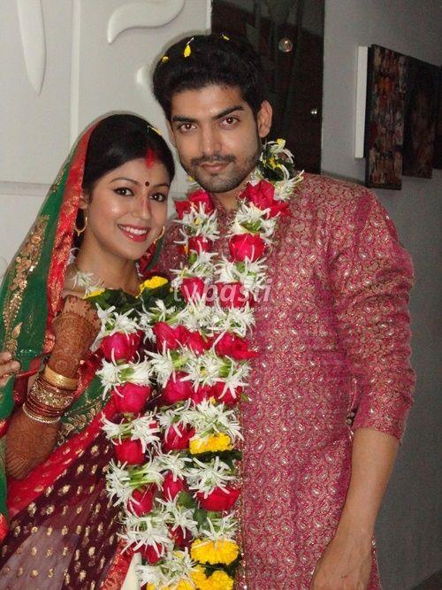 Debina Bonnerjee And Gurmeet Chaudhary Marriage Pics