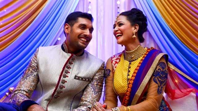 Jaswir Kaur And Vishal Madlani Marriage Pics
