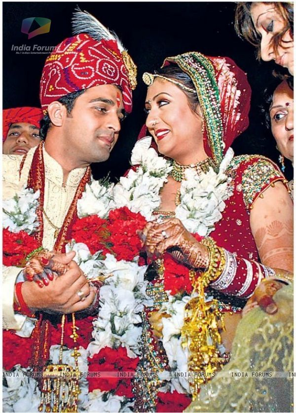 Juhi Parmar And Sachin Shroff Wedding Pics