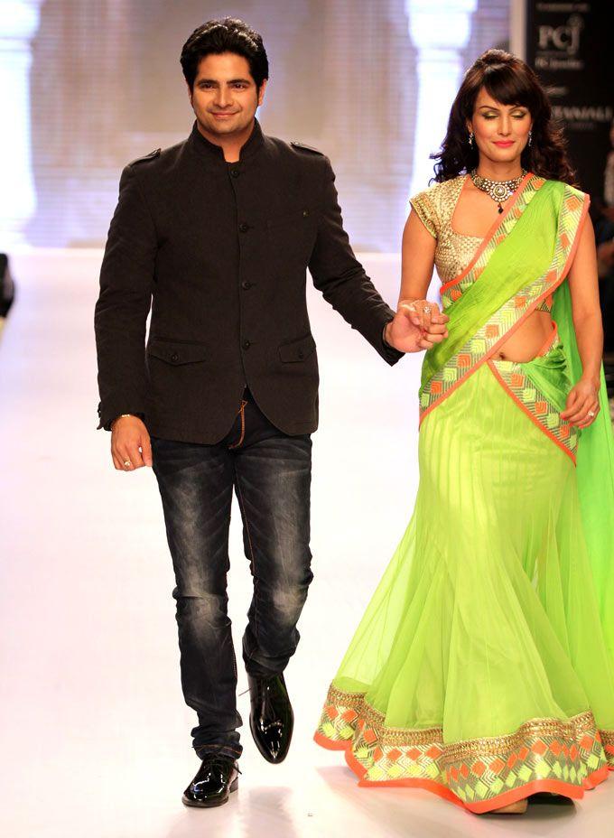 Karan Ajay Mehra And Nisha Rawal Marriage Photos
