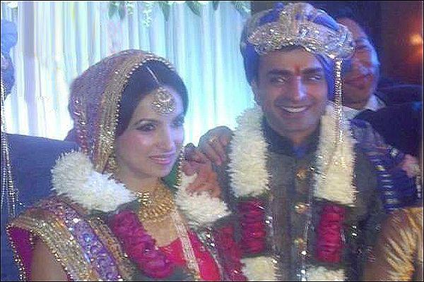 Mayank Anand And Shraddha Nigam Wedding Pics