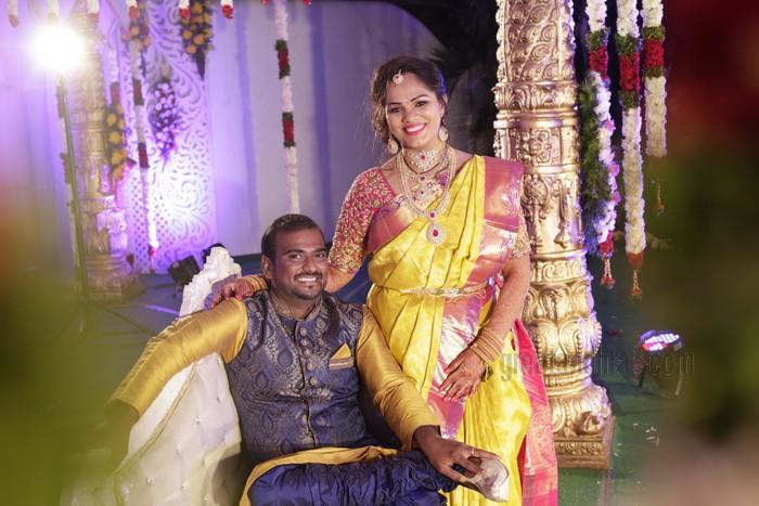 Writer Thota Prasad Daughter�s Wedding Pictures