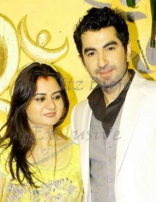 Bengali Actor Jeet And Mohana Ratlani Wedding Photos