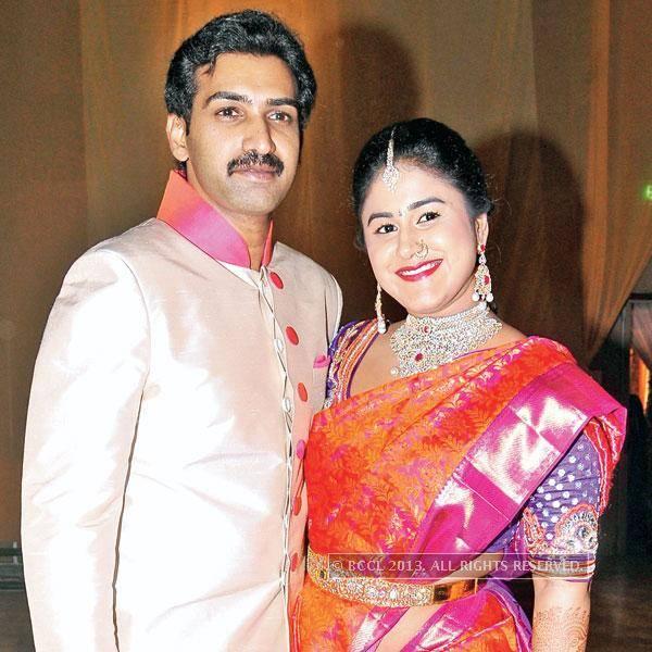 Nandamuri Tarak Ratna And Alekhya Marriage Photos