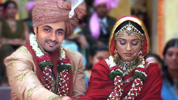 Amrita Rao And RJ Anmol Wedding Photos
