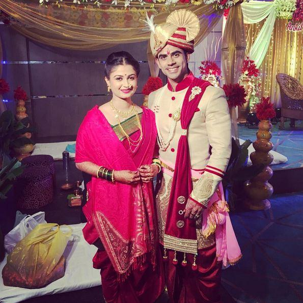 Ankit Mohan And Ruchi Suvarn Marriage Photos
