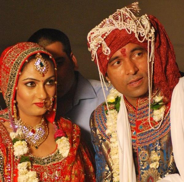 Chandan Prabhakar And Nandini Khanna Wedding Pics