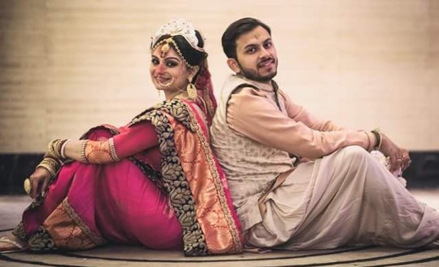 Dimpy Ganguly And Rohit Roy Marriage Pics