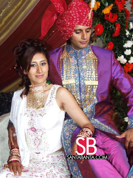 Karanvir Bohra And Teejay Siddhu Wedding Photos