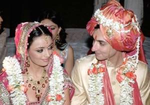Roshni Chopra And Siddharth Kumar Anand Marriage Photos