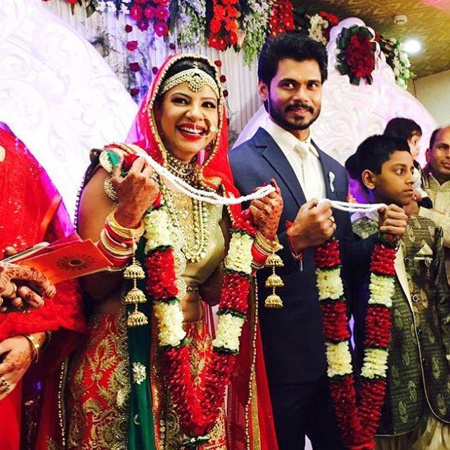 Sambhavna Seth Wedding To Beau Avinash Dwivedi