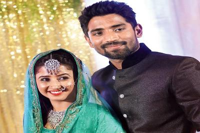Sana Amin Sheikh And Aijaz Sheikh Wedding Photos