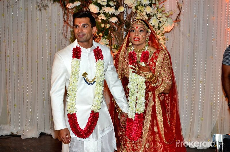 Bollywood Actress Bipasha Basu Marriage With Karan Singh