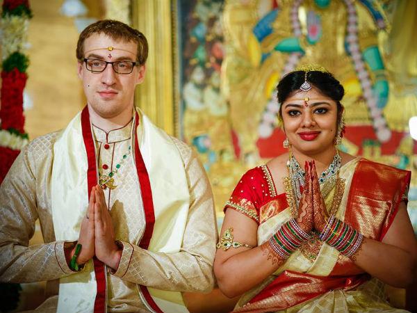Jagapathi Babu's Daughter Meghana Marriage With Chad Bowen