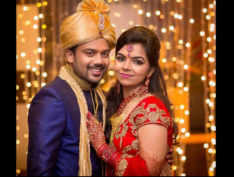 Tamil Actor Pandiarajan Son Prithvi Rajan Marriage With Akshaya Premnath