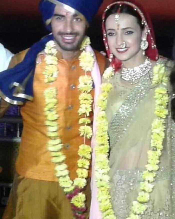 Television Actor Sanaya Irani Marriage With Mohit Sehgal