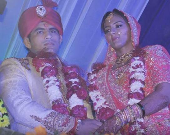 International Wrestler Geeta Phogat Wedding Photos