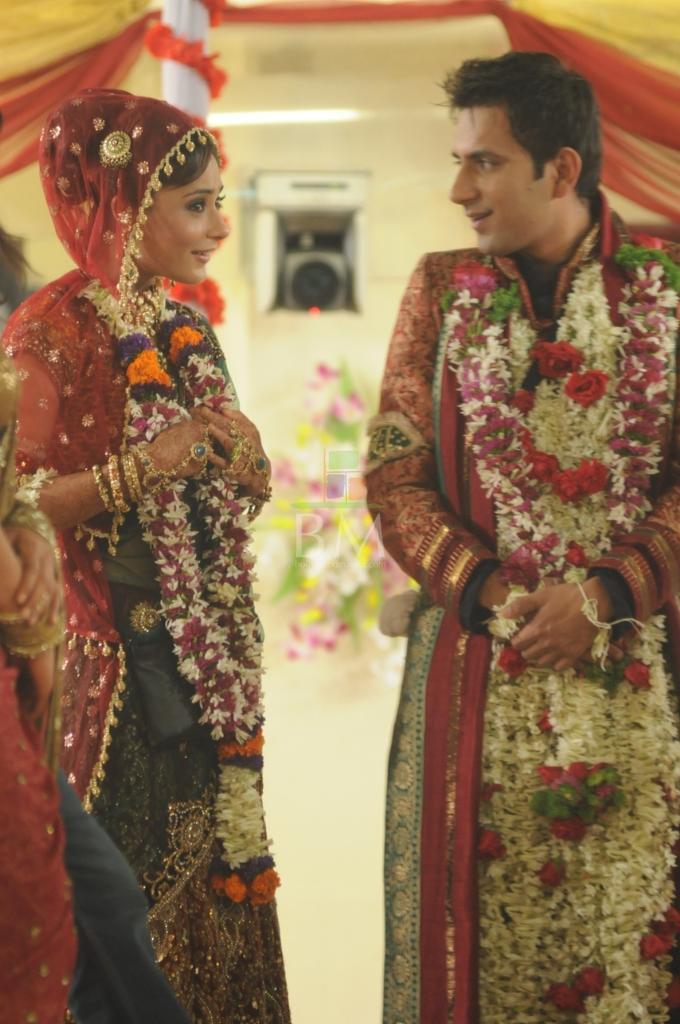 Sara Khan And Ali Merchant Marriage Photos