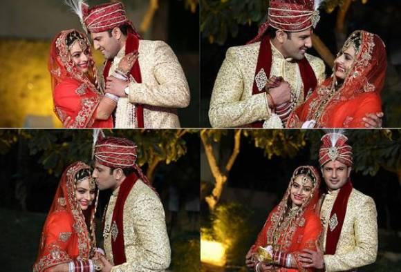Binny Sharma And Akshat Gupta Wedding Photos