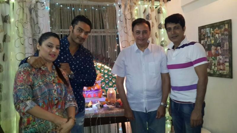 Avinesh Rekhi And Raisa Marriage Pics