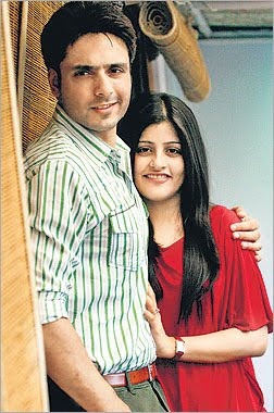Mohammed Iqbal Khan And Sneha Chhabra Marriage Photos