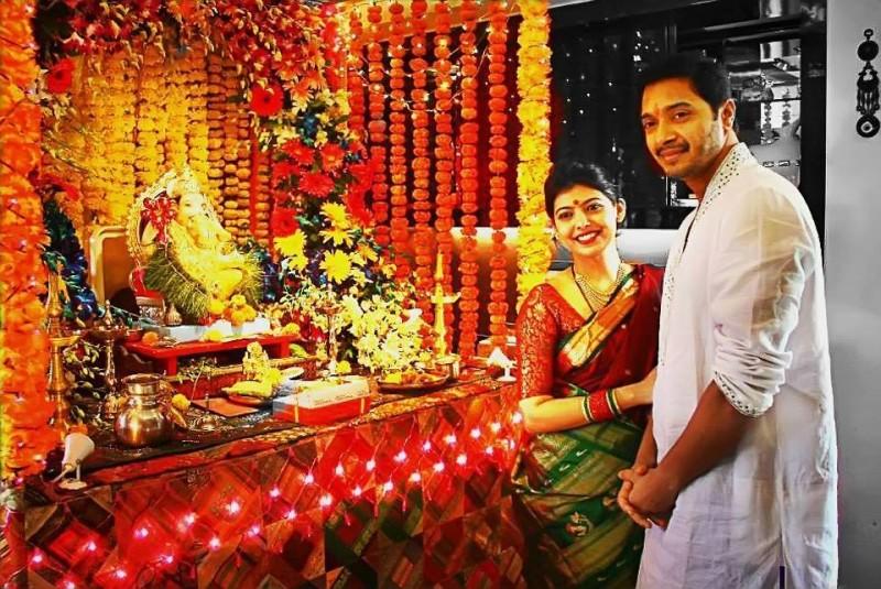 Shreyas Talpade And Deepti Talpade Wedding Photos